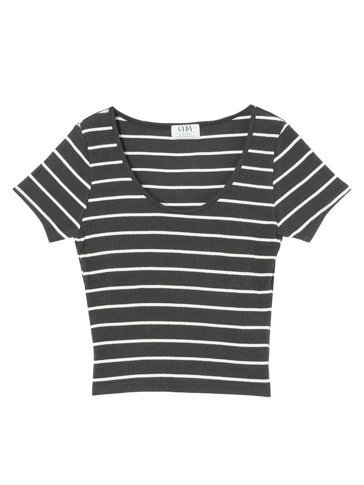 テレコショートTシャツ
