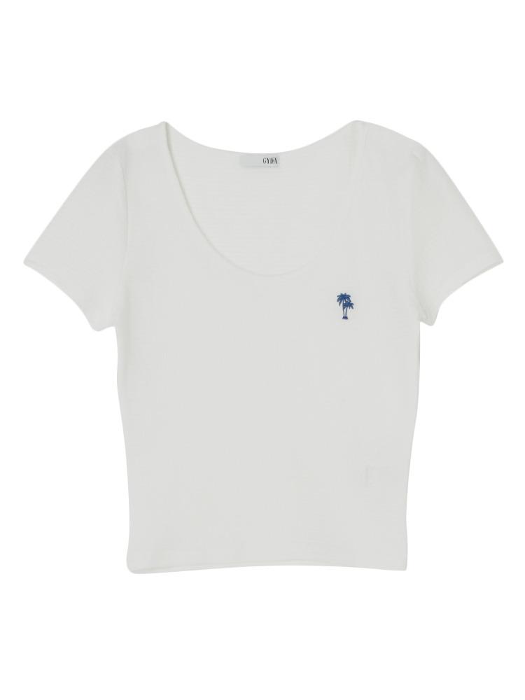 PALMテレコTシャツ