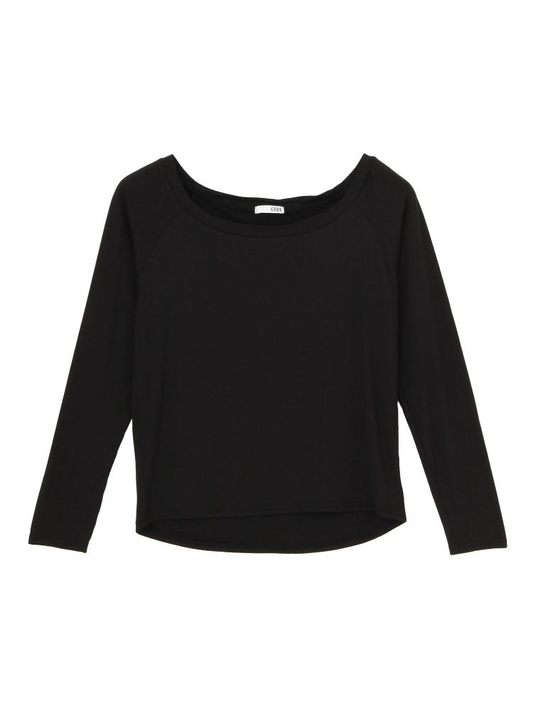 BASICルーズロングTシャツ